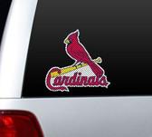 St. Louis Cardinals Die-Cut Window Film - Large