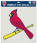 "St. Louis Cardinals Die-Cut Decal - 8""x8"" Color"