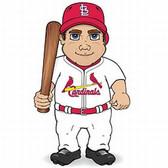 St. Louis Cardinals Dancing Musical Baseball Player
