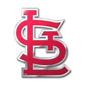 St. Louis Cardinals Color Auto Emblem - Die Cut