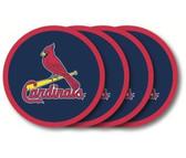 St. Louis Cardinals Coaster Set - 4 Pack