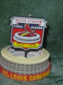 St. Louis Cardinals Busch Stadium Christmas Ornament