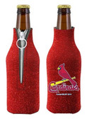 St. Louis Cardinals Bottle Suit Holder - Glitter