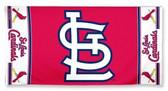 St. Louis Cardinals Beach Towel
