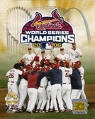 St. Louis Cardinals 2006 World Series Champions 8x10 Team Photo 1/5000