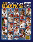 St. Louis Cardinals 2006 World Series Champions 8x10 Photo