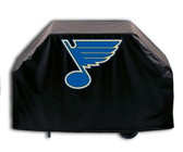 "St. Louis Blues 60"" Grill Cover"