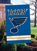 St. Louis Blues 2 Sided Banner Flag