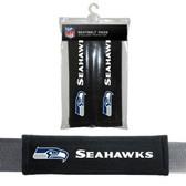 Seattle Seahawks Velour Seat Belt Pads