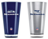 Seattle Seahawks Tumblers - Set of 2 (20 oz)