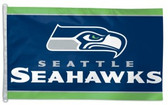 Seattle Seahawks 3'x5' Flag