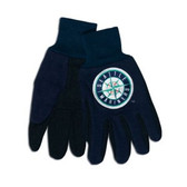 Seattle Mariners Two Tone Gloves