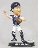 Seattle Mariners Kenji Jojhima Blatinum Bobblehead