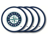 Seattle Mariners Coaster Set - 4 Pack