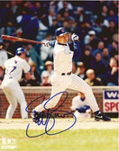 Scott Servais Chicago Cubs Signed 8x10 Photo