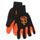San Francisco Giants Two Tone Gloves
