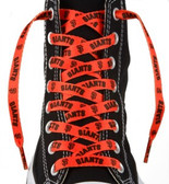 San Francisco Giants Shoe Laces - 54""