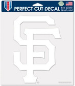 "San Francisco Giants 8""x8"" Die-Cut Decal"