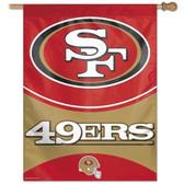 "San Francisco 49ers 27""x37"" Banner"