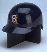 San Diego Padres Throwback Right Flap Mini Batting Helmet