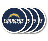San Diego Chargers Coaster Set - 4 Pack