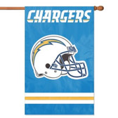 San Diego Chargers Banner Flag