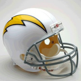 San Diego Chargers 1961-73 Throwback Riddell Deluxe Replica Helmet