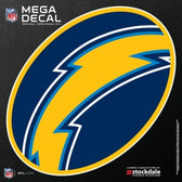 """San Diego Chargers 12""""x12"""" Mega Decal"""