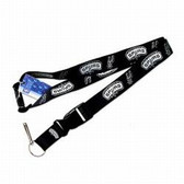 San Antonio Spurs Breakaway Lanyard with Key Ring