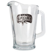 San Antonio Spurs 60oz Glass Pitcher
