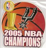 San Antonio Spurs 2005 NBA Champions Magnet