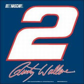 Rusty Wallace Car Flag