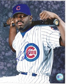 Rondell White Chicago Cubs Signed 8x10 Photo