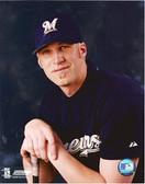 Richie Sexson Milwaukee Brewers 8x10 Photo #1