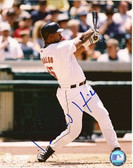 Richard Hildalgo Houston Astros Signed 8x10 Photo