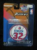 Richard Hamilton Detroit Pistons Magnet