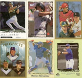 Ramon Hernandez 12 Card Lot Set