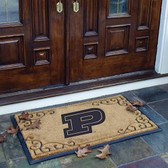 Purdue Boilermakers Door Mat