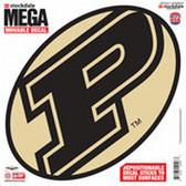 """Purdue Boilermakers Decal - 12""""x12"""" Mega"""