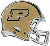 Purdue Boilermakers Auto Emblem - Helmet