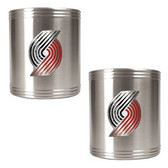 Portland Trailblazers Can Holder Set