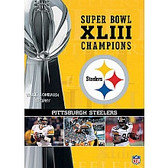 Pittsburgh Steelers Super Bowl 43 Champions DVD - 2009
