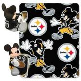 Pittsburgh Steelers Disney Hugger Blanket