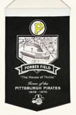 Pittsburgh Pirates Wool Stadium Banner - Forbes Field