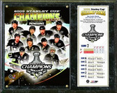 Pittsburgh Penguins 2009 Stanley Cup Champs Plaque