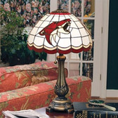 Phoenix Coyotes Tiffany Table Lamp