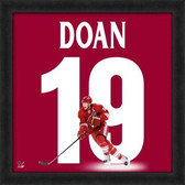 Phoenix Coyotes Shane Doan 20X20 Framed Uniframe Jersey Photo