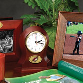Phoenix Coyotes Desk Clock