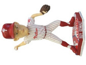 Philadelphia Phillies Roy Oswalt Forever Collectibles Plate Base Bobble Head
