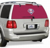 Philadelphia Phillies Rear Window Film